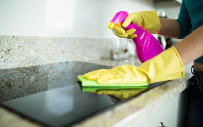¿Cómo empezar a limpiar una casa muy sucia?