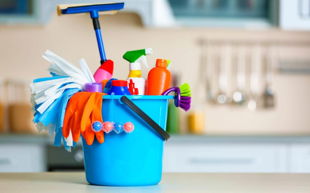 limpieza para vacaciones ayuda familiar